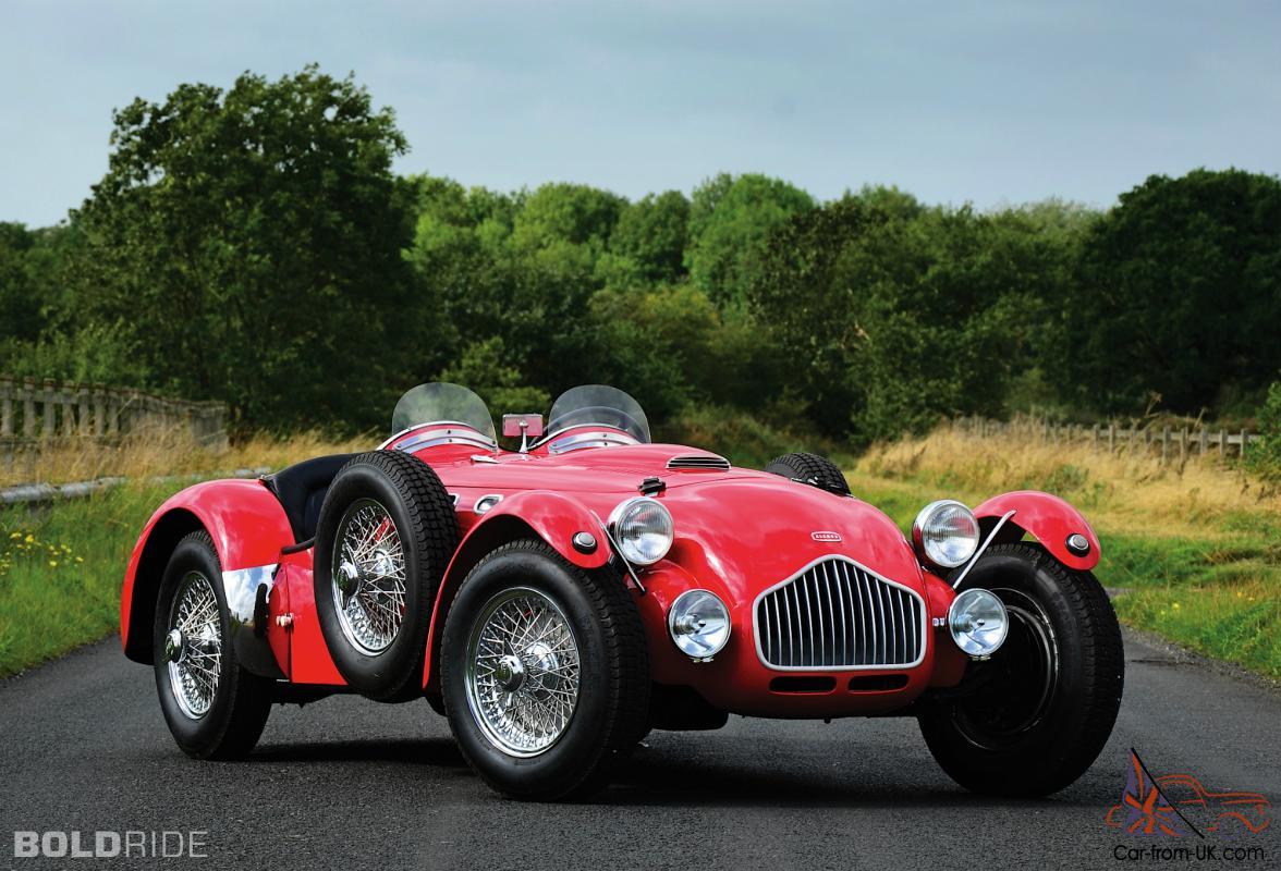 Allard J2  Car Classics
