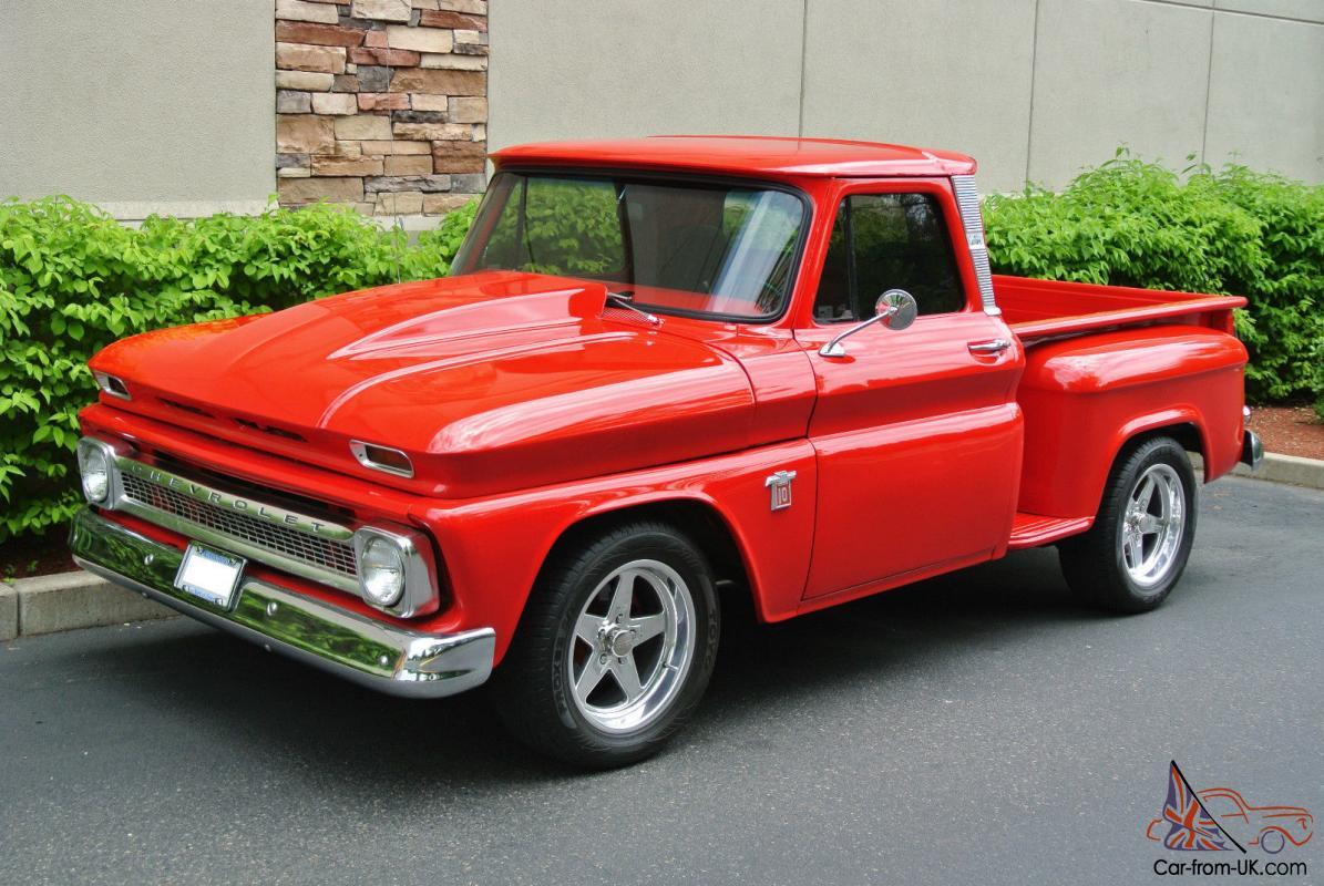 hight resolution of 1965 c10 stepside truck