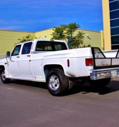 1987 gmc sierra 3500 crew cab dually 1 owner clean certified make offer  [ 1306 x 800 Pixel ]