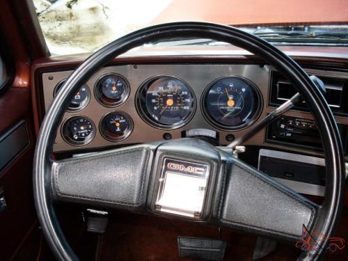 small resolution of 1987 gmc sierra