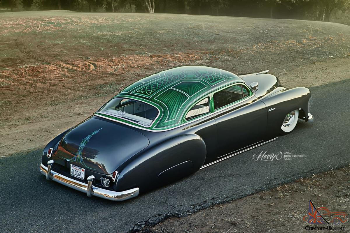 1950 Chevy Deluxe Chopped 1950 Circuit Diagrams