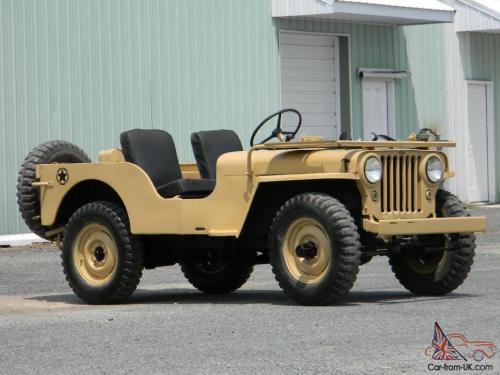 small resolution of jeep willys cj 2a army like cj5 cj6 cj7 cj8 wrangler photo