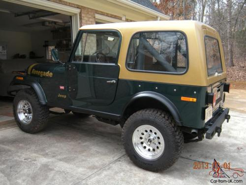 small resolution of 1980 jeep cj7 hard top for