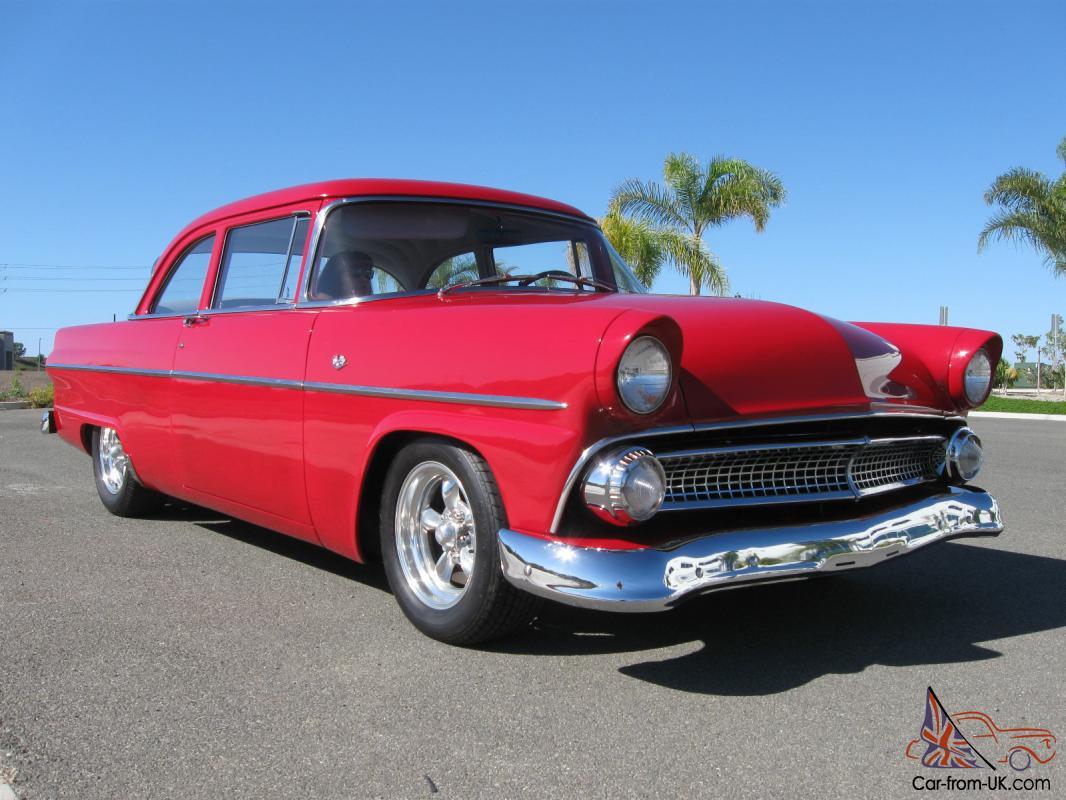 1955 Ford Fairlane Customline