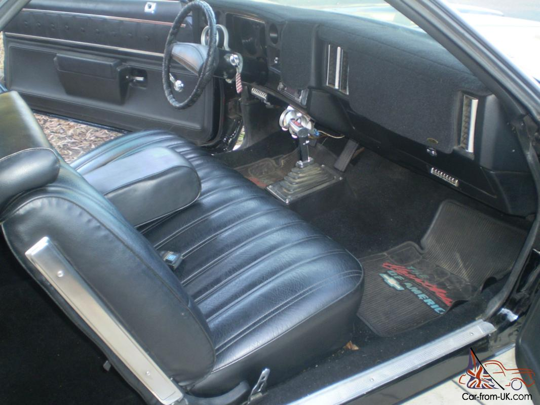 hight resolution of 1974 el camino interior