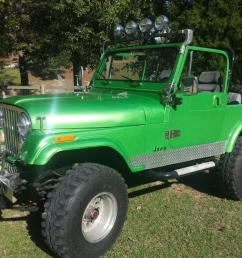 green cj7 [ 1066 x 800 Pixel ]