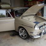1967 Vw Volkswagen Type 3 Squareback Elanora