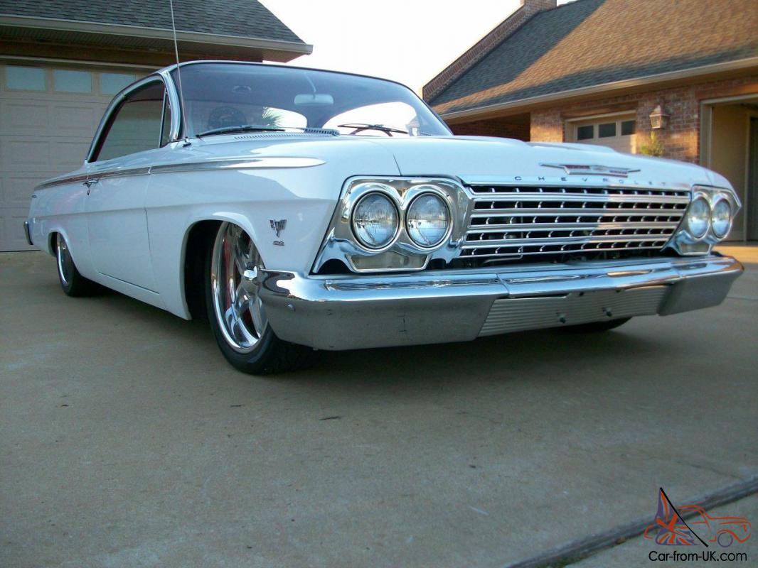 1962 Chevrolet Belair Bubble Top