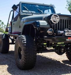 od green jeep cj5 [ 1199 x 800 Pixel ]