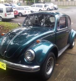 volkswagen 1500 beetle 1968 2d sedan 4 sp manual 1 5l carb no reserve in padstow [ 1066 x 800 Pixel ]
