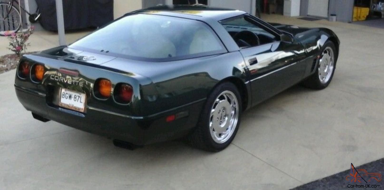 hight resolution of corvette c4 schematic
