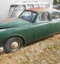 jaguar mk1 1958 in tarlee sa photo [ 1066 x 800 Pixel ]