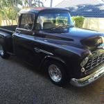 1955 Chevrolet Pickup 3100 Truck Ute V8 Chevy Patina Faux Custom In Qld