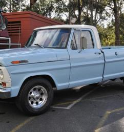 1968 ford f 250 pick up long bed 390 v8 c 6 trans not a mustang camaro [ 1204 x 800 Pixel ]
