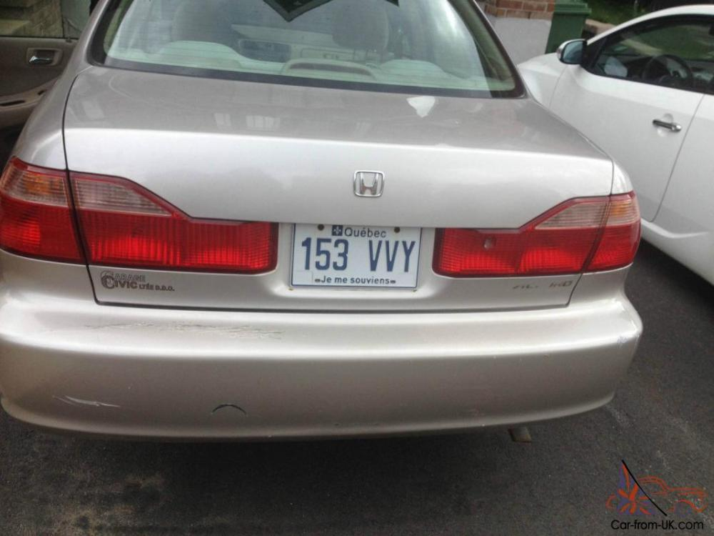 medium resolution of i am selling my 1998 honda accord that is used by single hand owner the vehicle has been inspected new winter tires summer tires and new battery
