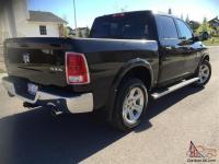 Ram : 1500 Laramie Longhorn Crew Cab Pickup 4-Door