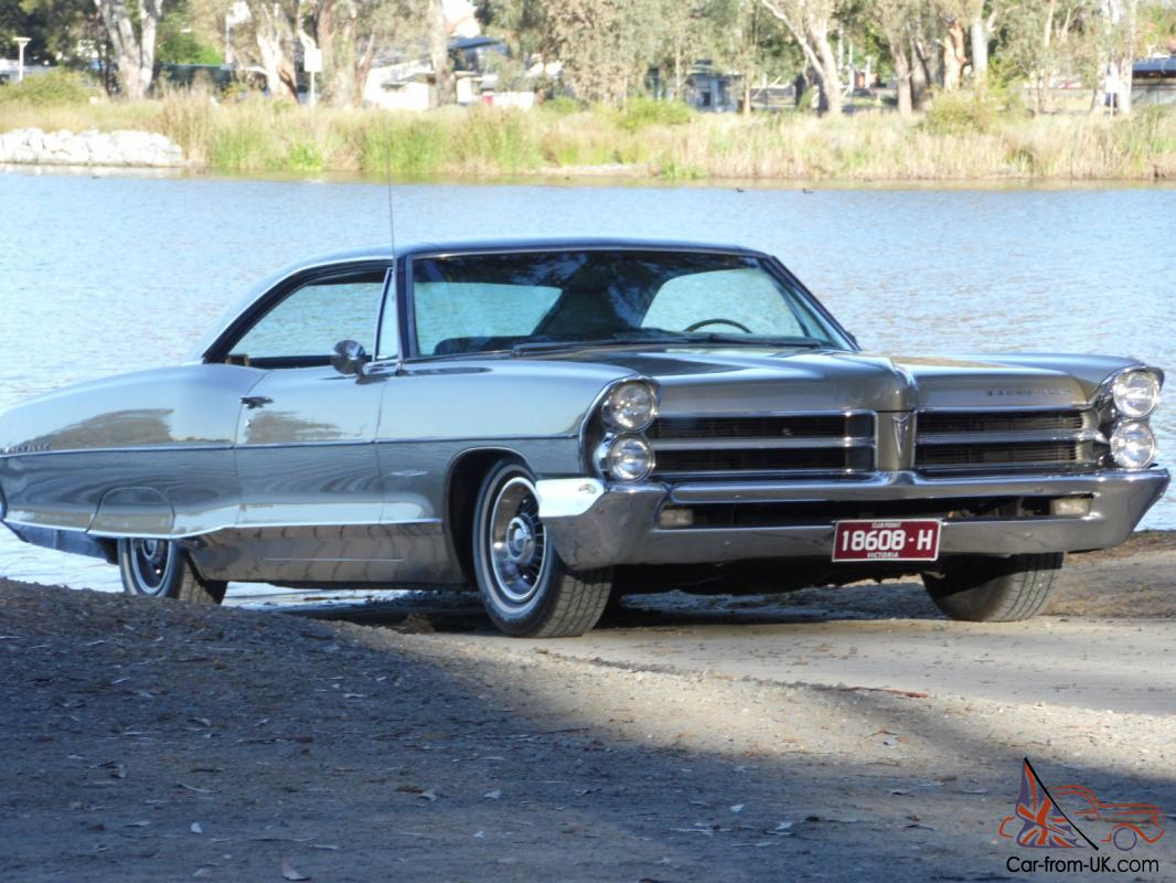 hight resolution of 1965 pontiac bonneville 2 door coupe suit chev hotrod no reserve in vic photo