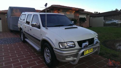 small resolution of holden rodeo 2002 lt sport 4x4 photo