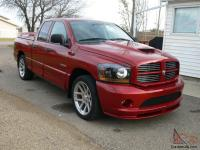 Dodge : Ram 1500 SRT-10 Crew Cab Pickup 4-Door