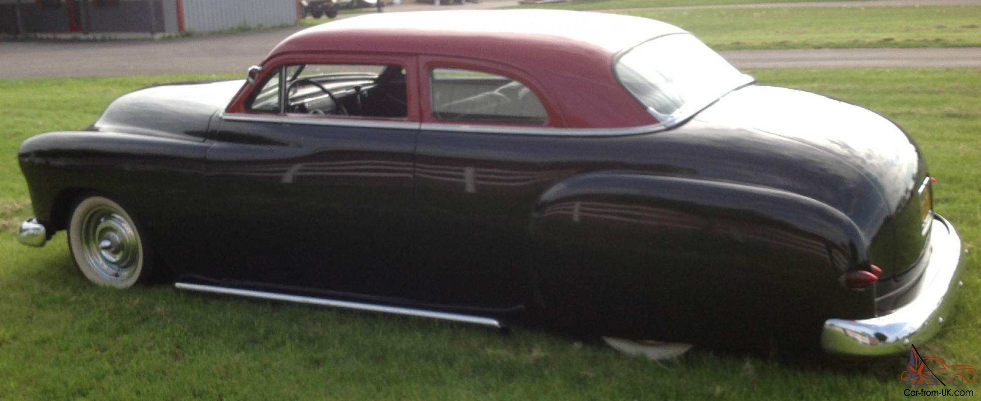 hight resolution of 1952 plymouth chopped custom hot rod 52 plymouth concord wiring