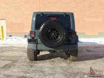 Rhino Anvil Jeep - Year of Clean Water