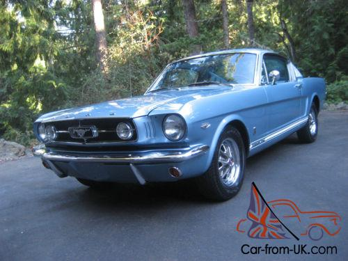 1965 mustang for sale $1,500 (romeoville) pic hide this posting restore restore this posting. 1965 Ford Mustang Gt K Code