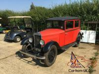 1929 PEUGEOT 201 SALOON CLASSIC CAR BARN FIND RARE RIGHT ...