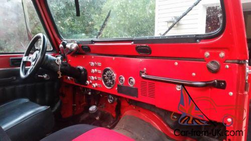 1983 Cj7 Dash Wiring 1984 Jeep Cj