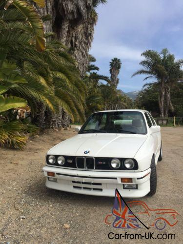 1991 Bmw M3 For Sale :