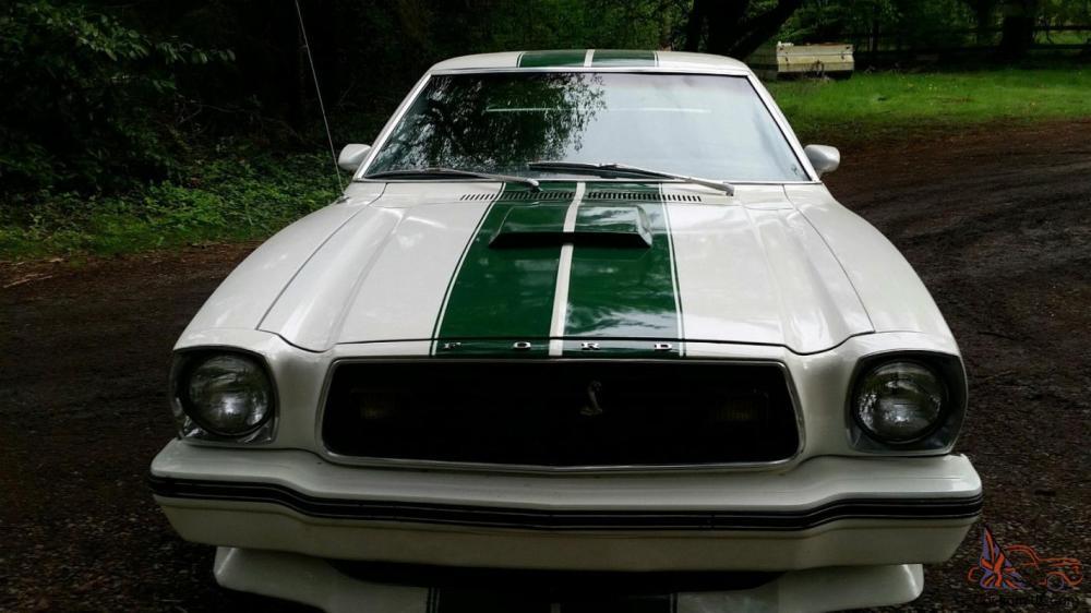 medium resolution of 1977 ford mustang cobra ii mustang ii ebay photo