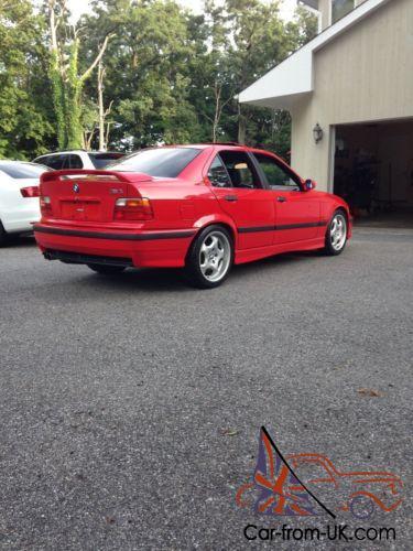 1997 Bmw E36 M3 For Sale :