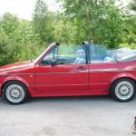 1988 Volkswagen Golf Karmann Clipper Cabriolet F S H Bbs Rm Splits