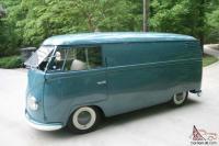 1953 VW Barndoor Bus Restored, 36hp Judson, Lowered, Great ...