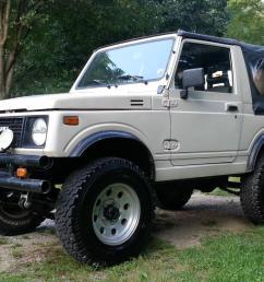1988 suzuki samurai 1 9 turbo diesel jeep image suzuki samurai [ 1066 x 800 Pixel ]