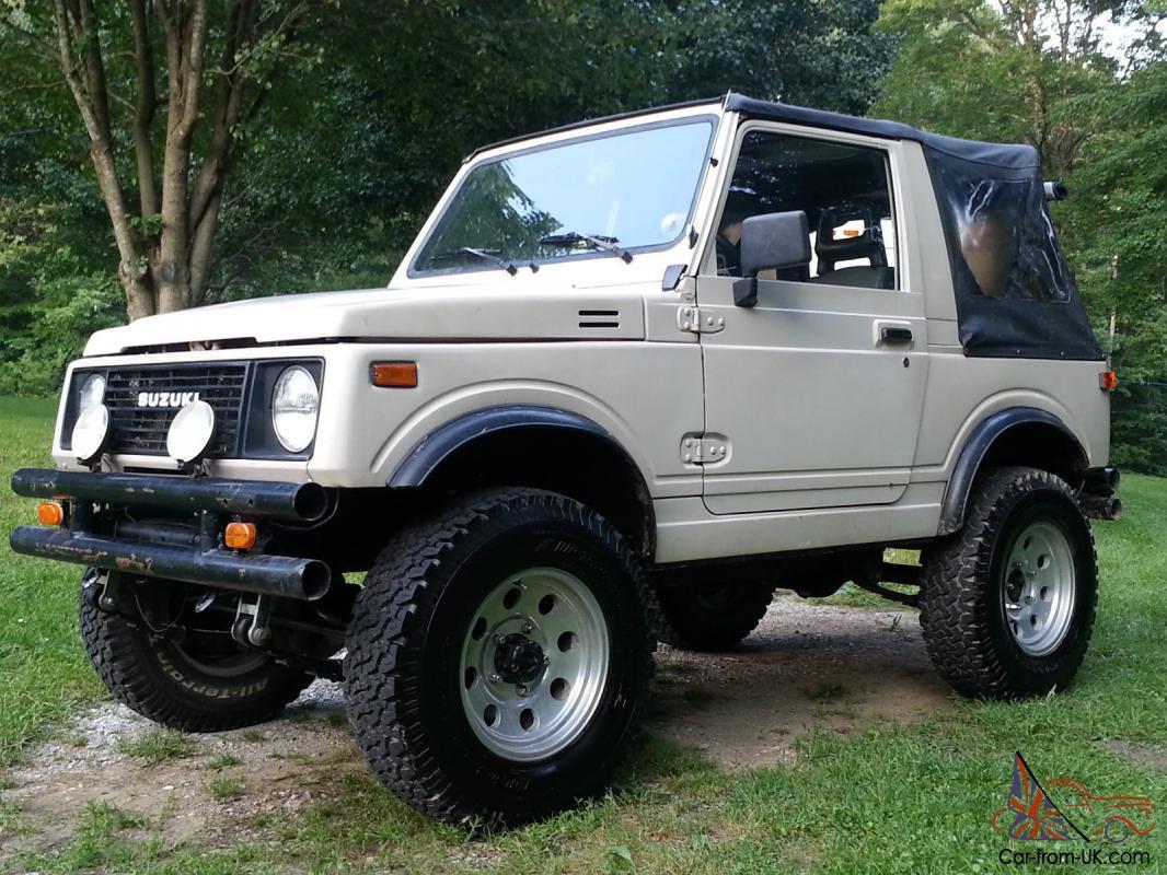 hight resolution of 1988 suzuki samurai 1 9 turbo diesel jeep image suzuki samurai