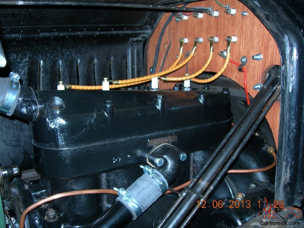 1915 ford model t wiring diagram radio harness vintage veteran touring
