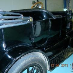 1915 Ford Model T Wiring Diagram Relay 5 Pin Vintage Veteran Touring