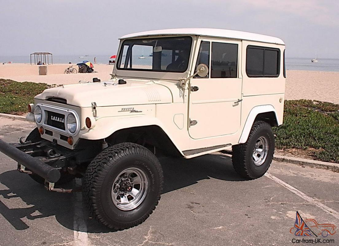 hight resolution of fj40 land cruiser wiring diagram