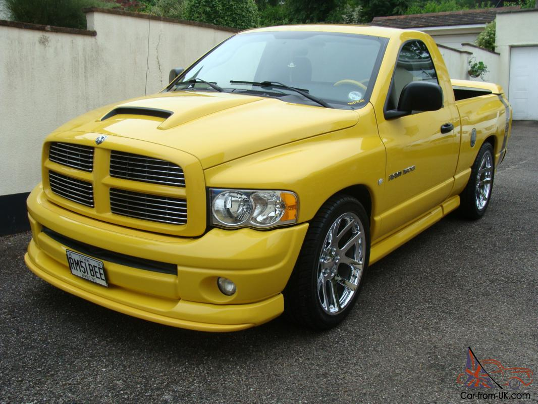 hight resolution of dodge ram rumble bee photo 14
