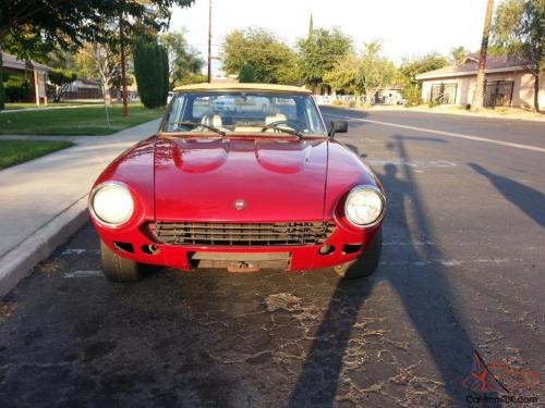 small resolution of fiat 1981 spider tail light