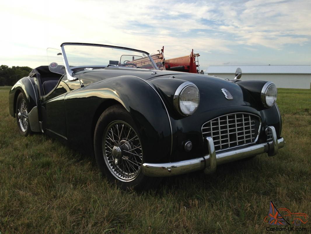 triumph tr3 wiring diagram p bass body dimensions color get free image