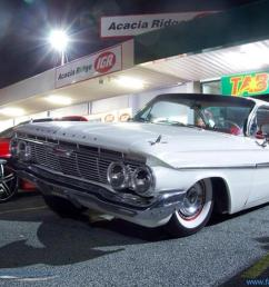 1961 chevrolet impala bubbletop coupe lowrider custom bagged chev chevy drag 61 in brisbane qld [ 1209 x 800 Pixel ]