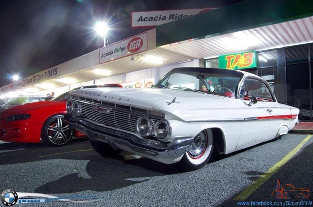 medium resolution of 1961 chevrolet impala bubbletop coupe lowrider custom bagged chev chevy drag 61 in brisbane qld