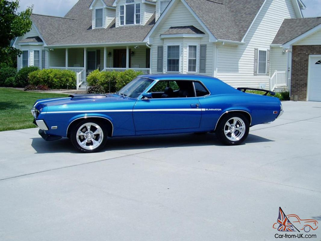 hight resolution of 1969 mercury cougar xr7 the ultimate show car one of the best
