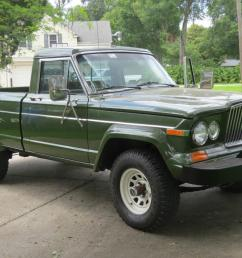 1984 jeep j10 short bed pickup 360 v8 4x4 auto air frame [ 1201 x 800 Pixel ]