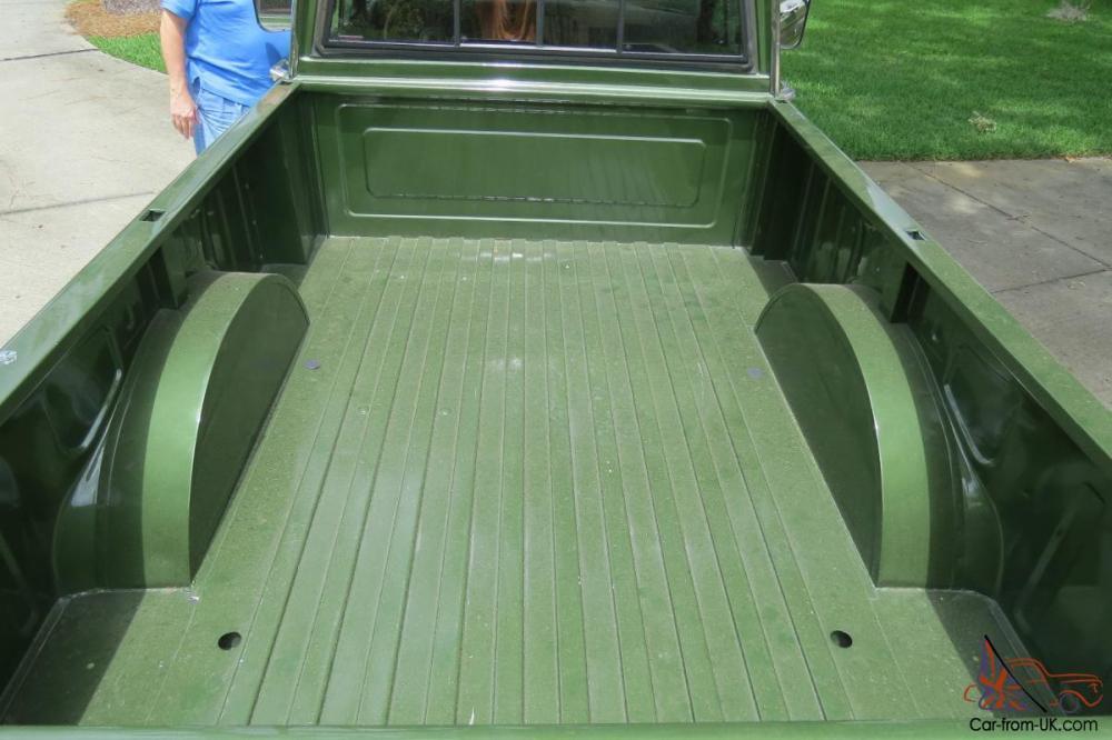 medium resolution of 1984 jeep j10 short bed pickup 360 v8 4x4 auto air frame off restored