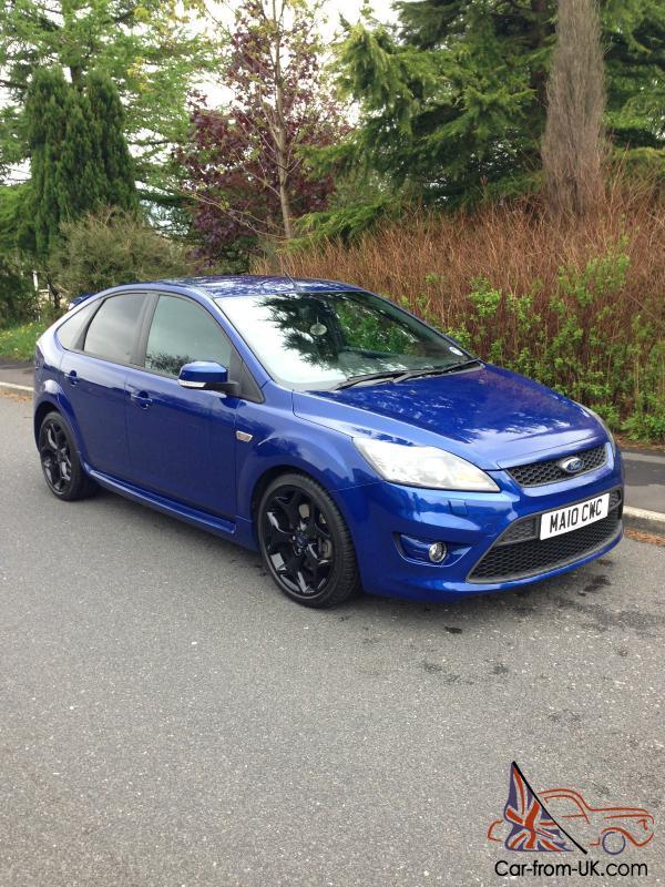 Ford Focus St Blue : focus, FOCUS