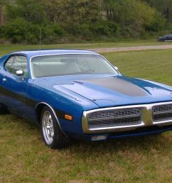 1973 dodge charger special edition 400 magnum hardtop fully restored v8 6 6l [ 1066 x 800 Pixel ]