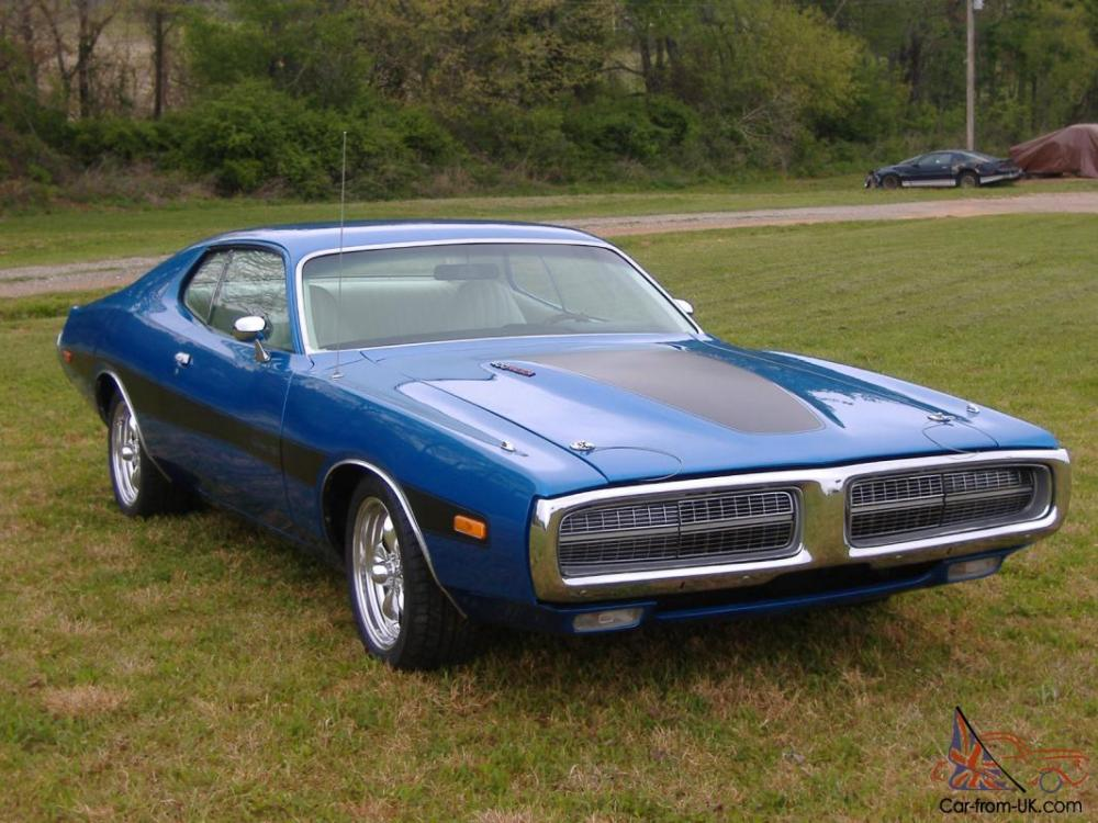 medium resolution of 1973 dodge charger special edition 400 magnum hardtop fully restored v8 6 6l