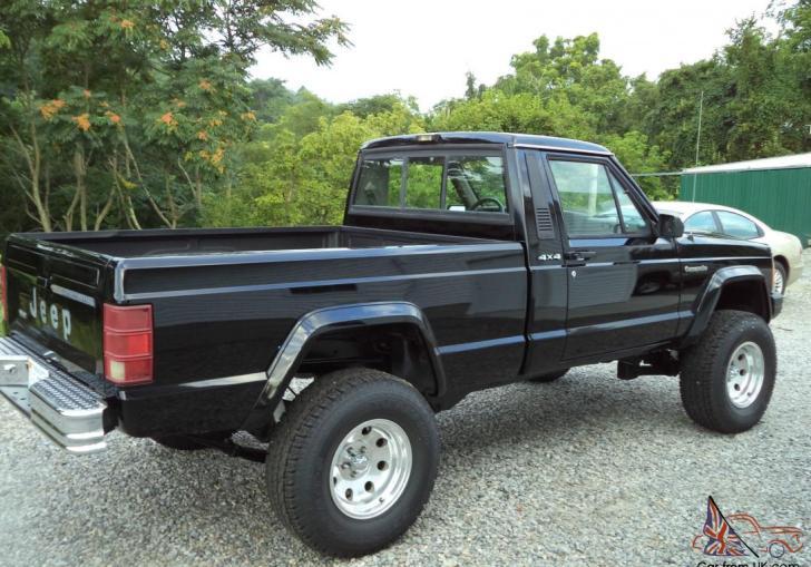 Jeep Comanche Pickups 4 Sale
